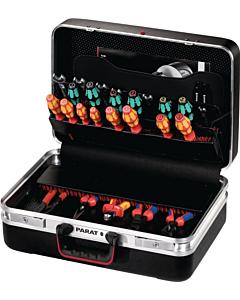 Parat gereedschapskoffer ABS zwart B460xD190xH310 mm