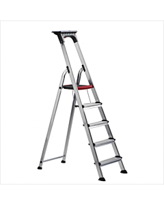 Altrex Double Decker trap enkel oploopbaar 3 treden
