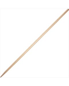 Bezemsteel zonder konus Ø 2.4 x 140 cm