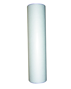 "Lubron filterkaars 10"" met 20 micron filtratiegraad v.vuilfilter 1"""