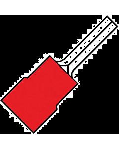 Geis.draadpen rood 9.5 a1519sr9.5