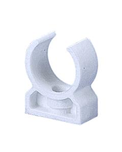 Airco condensafvoer buisbevestiging wit Ø 25 mm