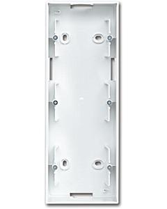 B-J Balance SI opbouwbak met bodem 3-voudig wit