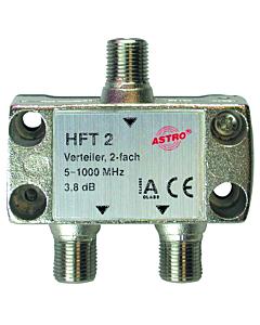 Astro verdeelelement 2-voudig HFT2 kabelkeur