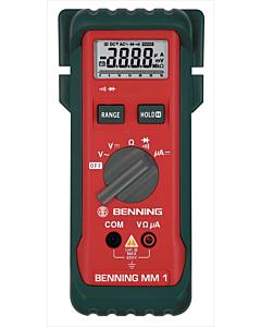 Benning multimeter MM 1