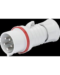 Gewiss CEE contactstop 5P 32A 400V rood IP44