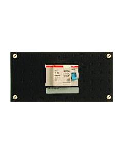 ABB Hafonorm aardlekschakelaarkast HD0050-04 1xALS 4-polig 40A300mA