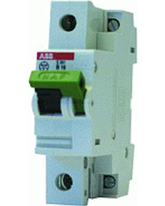 ABB Hafonorm installatieautomaat hafomaat groen
