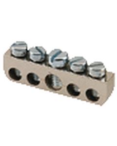 ABB Hafonorm aansluitklem 5-voudig (220x330)