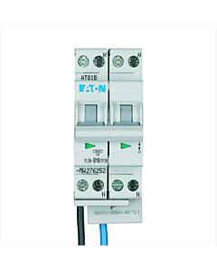 Eaton installatieautomaat 2p+2n b16A flex