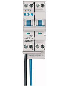 Eaton installatieautomaat 2p+2n b20A flex